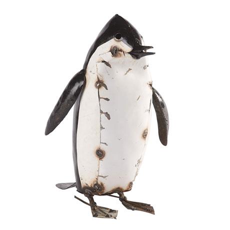 Penguin Garden Art