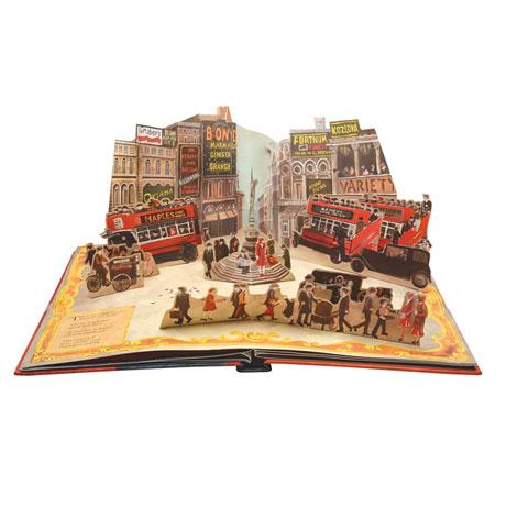 Paddington Pop-Up London Book