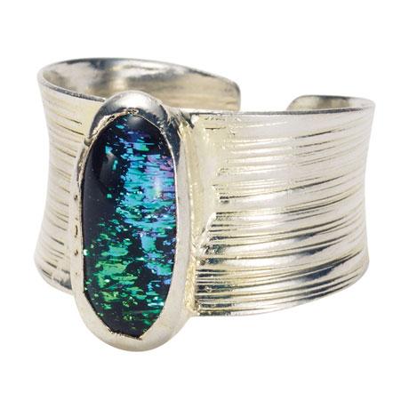 Glass Jewels Ring