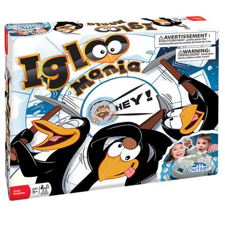 Igloo Mania Game
