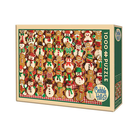 Christmas Bake Sale 1000 Piece Puzzle