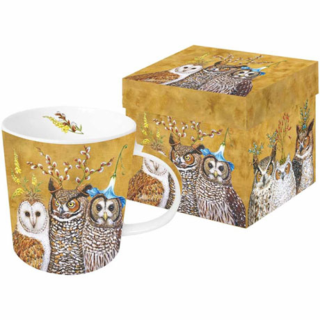 Vicki Sawyer Woodsy & Wise Mugs