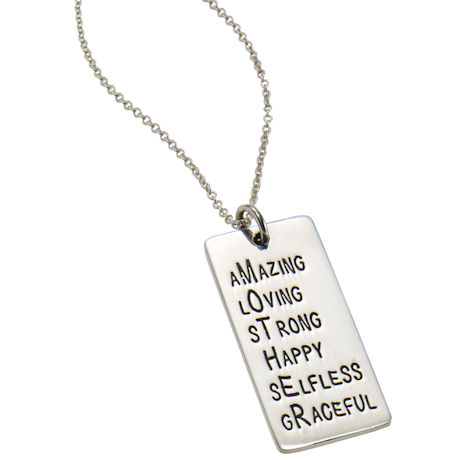 Amazing Mother Necklace