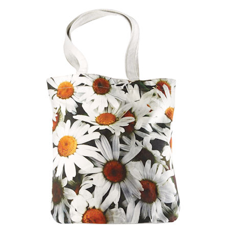 Daily Big Bloom Canvas Tote