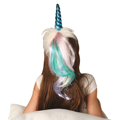 Dress-Up Unicorn Horn & Mane