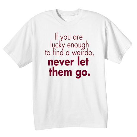 Weirdo Shirts