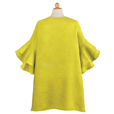 Lucy Linen Tunic