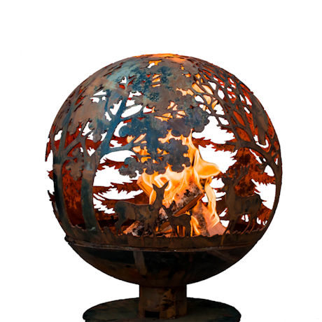 Wildlife Fire Sphere