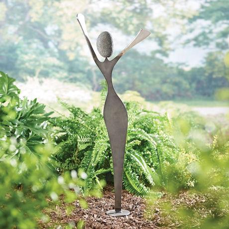 Spirit Woman Garden Art