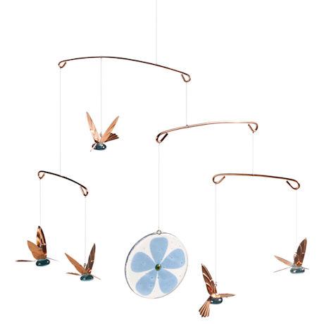 Hummingbirds Mobile