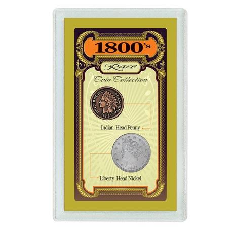 1800's Rare Coin Collection
