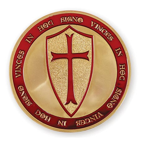 Crusader Coin Tribute