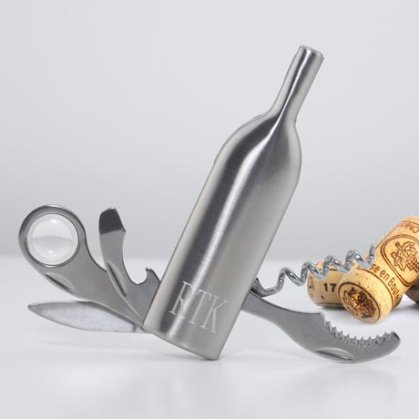 Personalized Wine Bottle Vino Multi-Tool