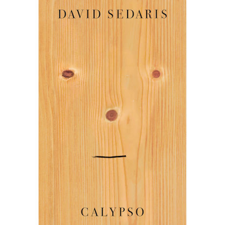 David Sedaris Signed First Edition of Calypso Hardcover