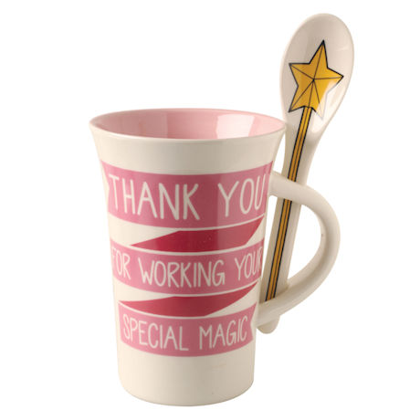 Mug and Spoon Gift Sets - Special Magic