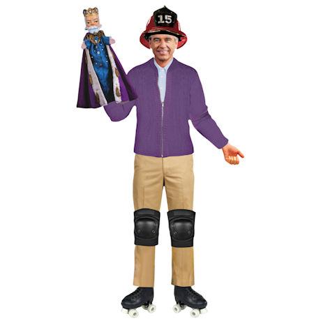 Magnetic Dress-Up Mister Rogers