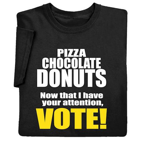 VOTE! Shirts