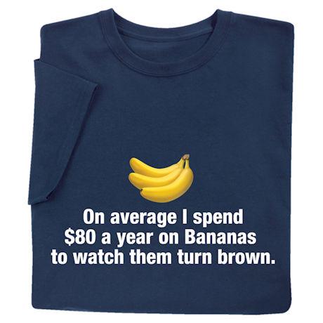 Brown Bananas Shirts