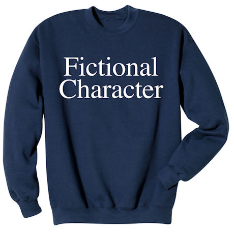 Fictional Character Shirts