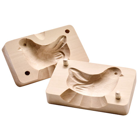 Polish Butter Molds - Hen