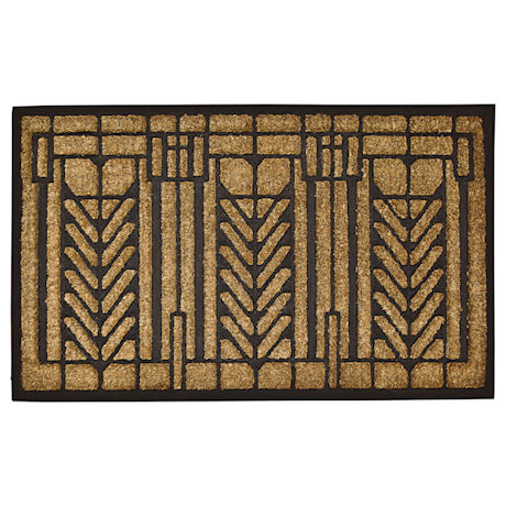 Frank Lloyd Wright® Tree of Life Doormat