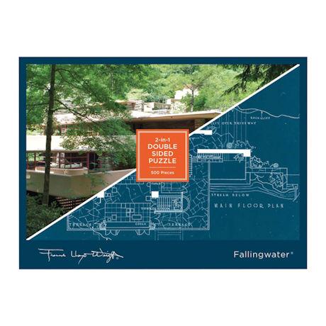Frank Lloyd Wright® Fallingwater Puzzle