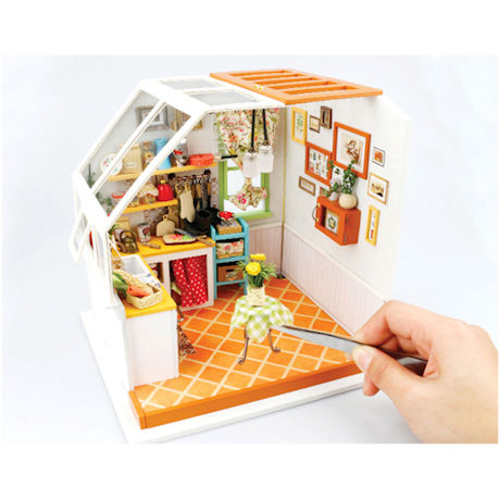 DIY Miniature Kitchen Kit