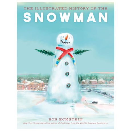 Illustrated History of the Snowman Book
