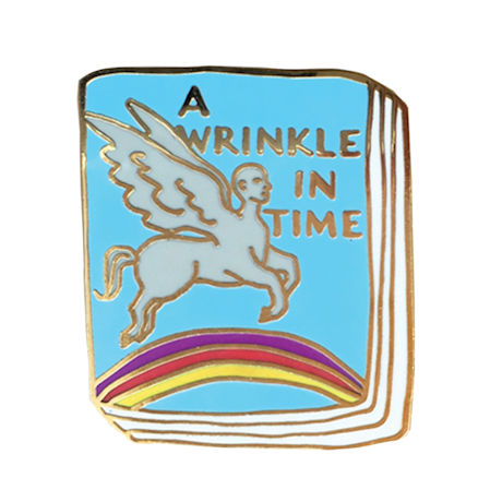 Book-Lover Pins