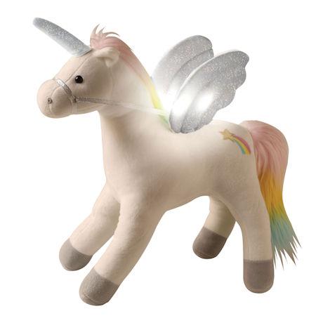 My Magical Light and Sound Plush Unicorn