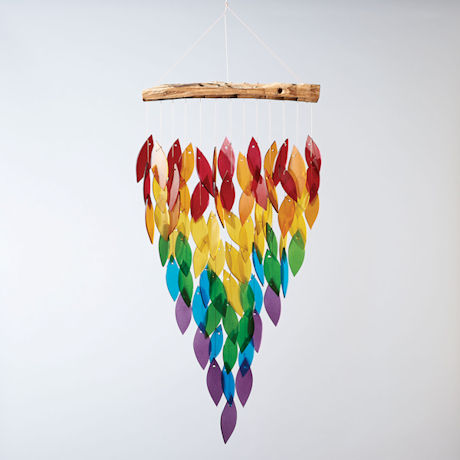 Changing Leaves Wind Chime