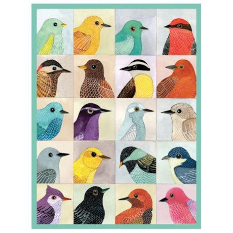 Avian Friends Puzzle
