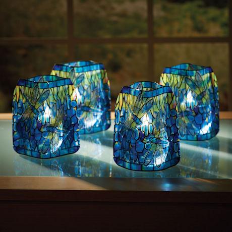 Expandable Luminaries