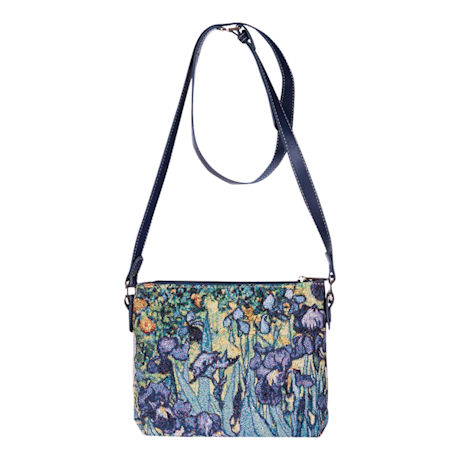 Fine Art Tapestry Crossbody Bags