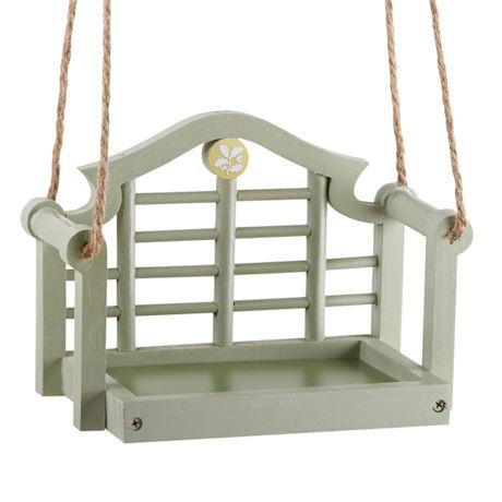 Swing Seat Hanging Bird Feeder