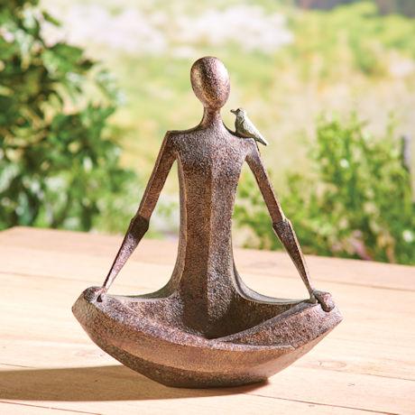 Zen Woman Sculpture