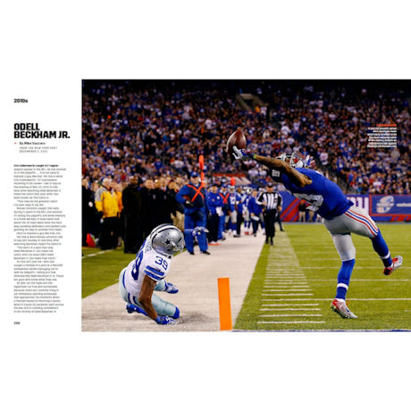 NFL 100: A Century of Pro Football Book