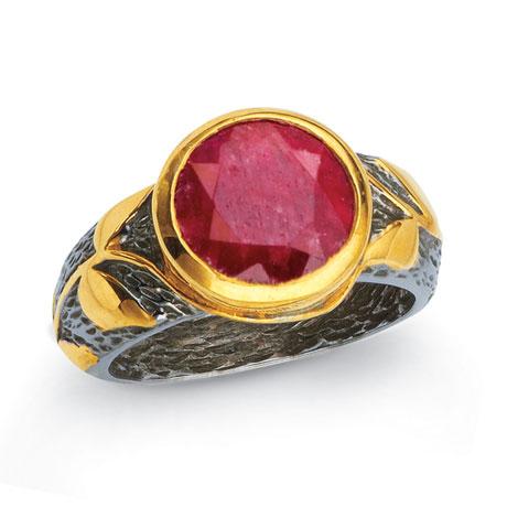 Ruby Dream Ring