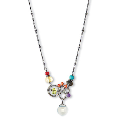 San Tropez Wrapped Necklace