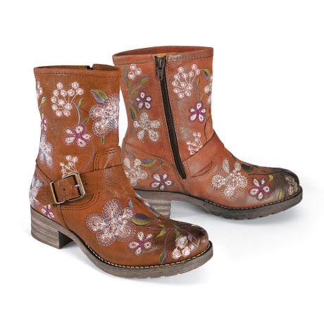Cha Cha Biker Boots