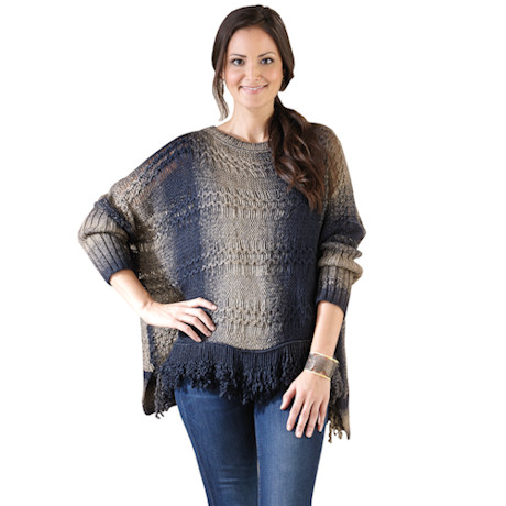 Fringe Element Sweater