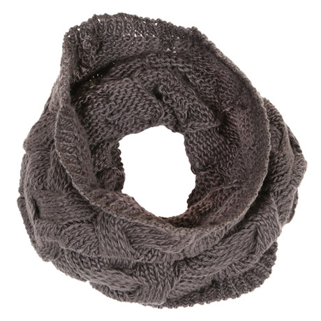 Cambia Cableknit Snood