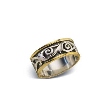 Spinner Ring - Lady Lark Spinner Ring