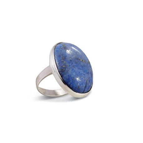 Uptown Lapis Ring