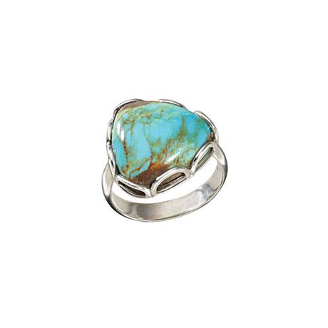 Centauri Turquoise Ring