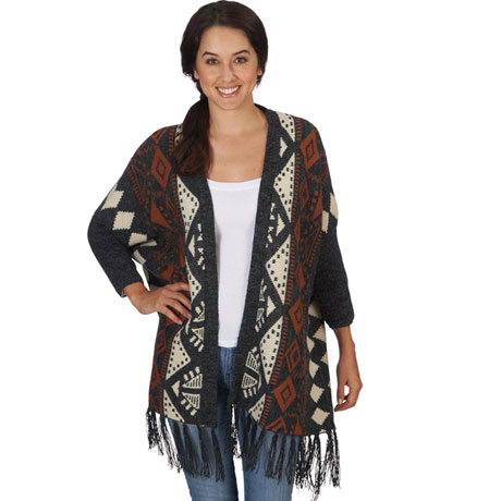 Sun Valley Wrap Cardigan
