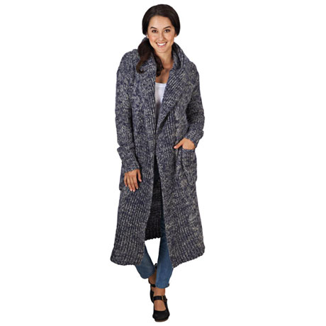 Wuthering Lengths Sweater Coat