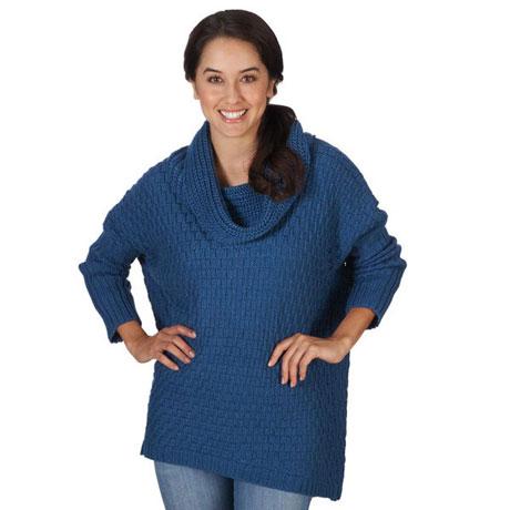 Lilou Cowlneck Sweater