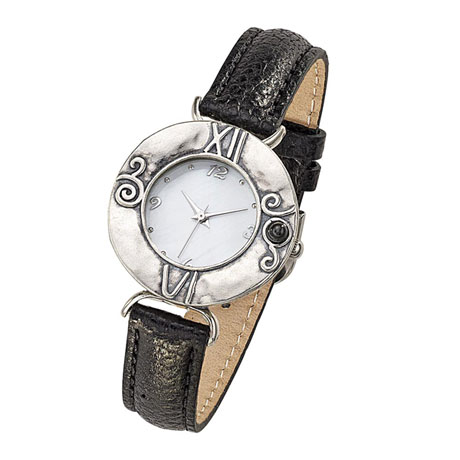 Onyx-Accent Watch