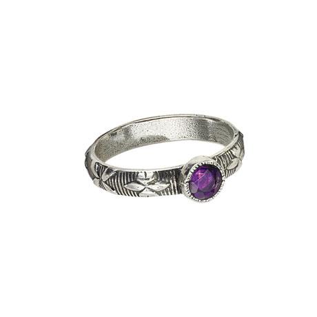 Klara Amethyst Ring
